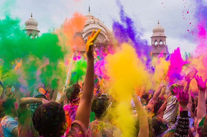 Holi - Festival of Colour.