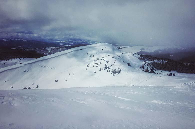 Copper Mountain, Colorado.