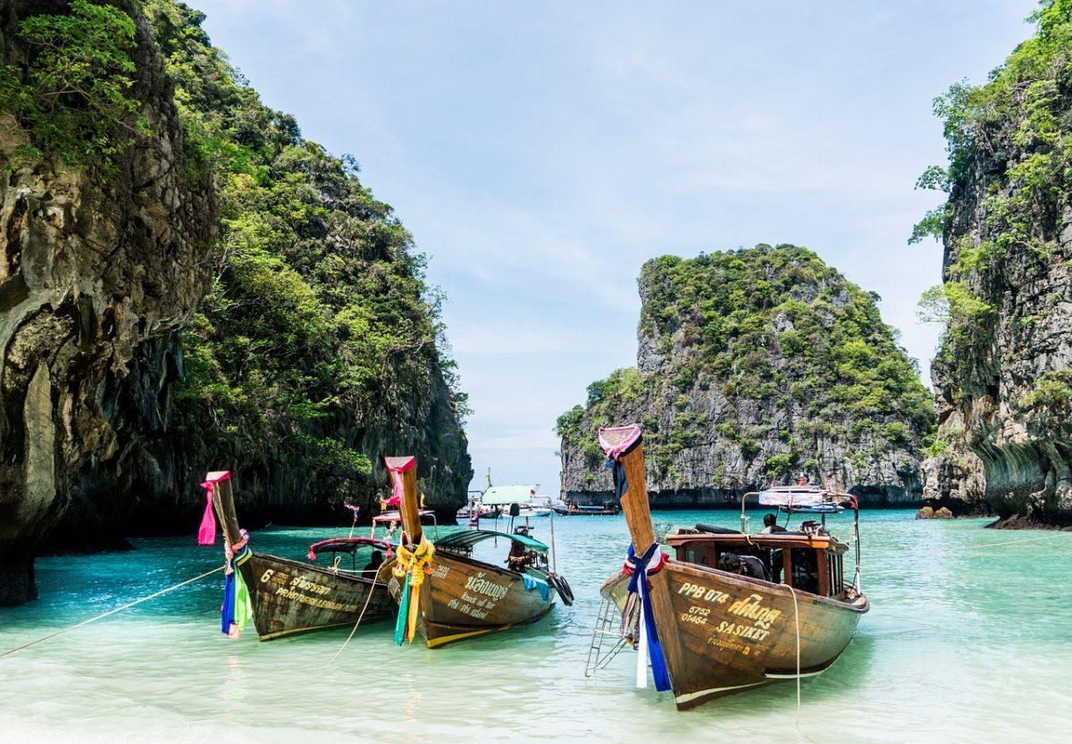 Boats in Phuket