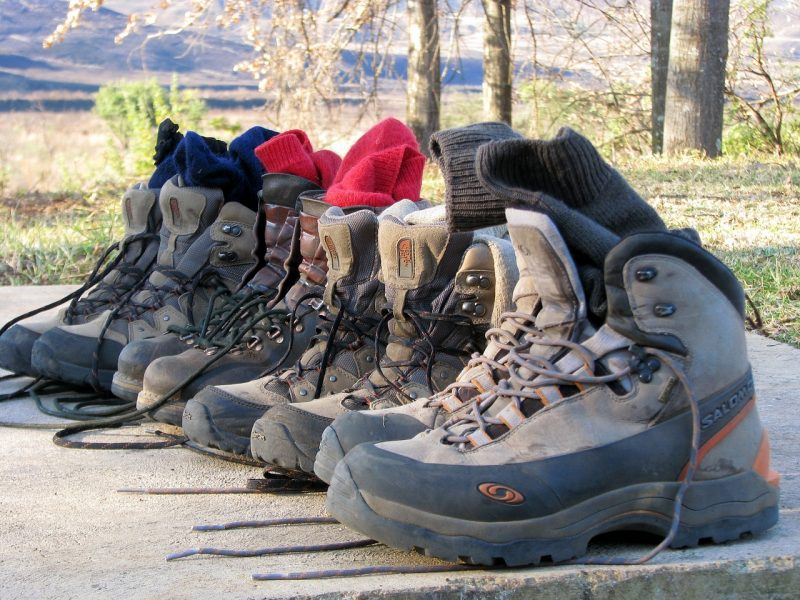Save the hiking boots for trekking holidays